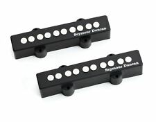 Seymour Duncan SJ5-3 5 String Quarter Pound Jazz Bass Single Coil Pickup Set