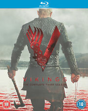Vikings: Season 3 [2015] (Blu-ray)