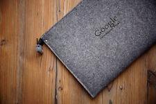 Google Chromebook Pixel 1gen / 2gen Laptop Sleeve Bag Case Pouch -  HANDMADE