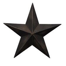 12'' Wall Decor 12-Inch Antique Black  Barn Star