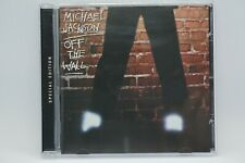 Michael Jackson - Off The Wall  CD Album    ** Special Edition **