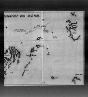 Deutsches Marinekommando Norwegen Kriegstagebuch von 1940 - 1943