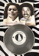 Diana Ross & Lionel Richie - Endless Love Rare CD Single