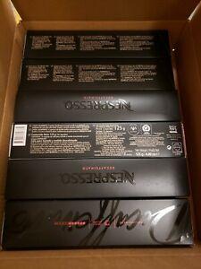 6 Boxes Brand New Nespresso Vertuo Decaffeinato Decaf Capsules 6x10