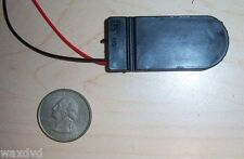 2X 6V Battery Holder 2032 Button Cell Case ON/OFF switch Coin 6volt Output USA