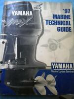OEM 97 Yamaha VMAX Marine Technical guide