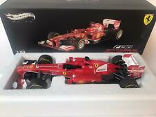 Hot Wheels Ferrari F138 Fernando Alonso Chinese GP 2013 1/18 BLY68