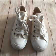Converse All Star Light Pink Low Top Lace Up Sneakers Men's 4 Women's 6 Unisex