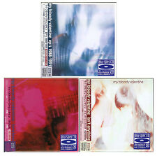 MY BLOODY VALENTINE-LOT OF 3 CD-JAPAN MINI LP DIGIPAK BLU-SPEC CD SET 314