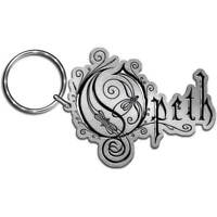 Opeth Logo Schlüsselanhänger Official Merchandise - NEU