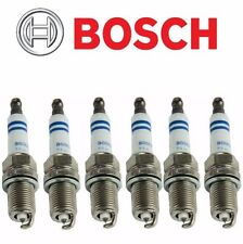 Set of 6 BOSCH OE Fine Wire PLATINUM Power Performance Spark Plugs # 6725