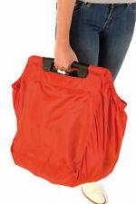 BORSA FACILE Basic ART.224 Red Costco Trolley Shopping easy Bag Cart Basket New