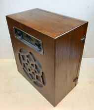 More details for columbia 303a vintage valve radio 1920s trf 1929 london 303 1930s