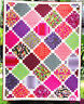 Chain Reaction - quick & easy pieced quilt PATTERN  - Lynne Wilson