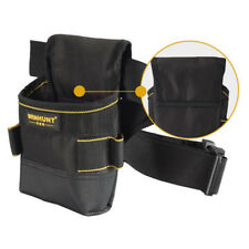 Small Oxford Pouch Bag Construction Tool Belt Electrician's Tools Organizer