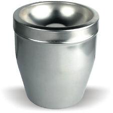 Taza de escupidera- suaglass- para cata de vinos catas vino -en acero inox