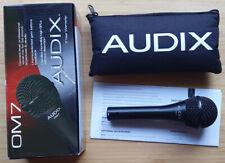 Audix OM7 dynamic microphone