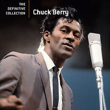 The Definitive Collection [Remaster] by Chuck Berry (CD, Apr-2006, Universal)