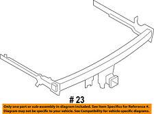 FORD OEM 13-18 Escape Rear Bumper-Trailer Hitch CJ5Z17D826A
