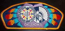 1997 NATIONAL BOY SCOUT JAMBOREE CHEROKEE AREA COUNCIL STRIP (2017) JAM1997.1