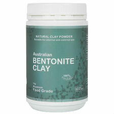Australian Bentonite Clay Powder -1 Kilo FOOD GRADE -Internal Detox-Face Mask