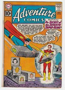 Adventure Comics #290 G-VG 3.0 Superboy Superman Legion of Super-Heroes Sun Boy