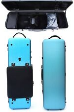 4/4 violin Case hard case Composite Carbon fiber Strong Light Support 150kg #07