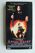 Angel Heart VHS Video Tape 1987