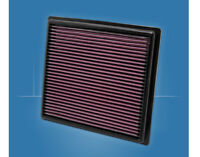 K&N Air Filter 33-2443 for Mitsubishi Triton MQ MR 2.4L 2016 Pajero Sports