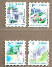Hong Kong 2002 Definitive Stamps Coil
