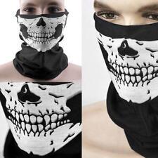 Multi-Purpose Bandana Tube Camo Skull Face Mask Neck Warmer Dust Shield Snood UK