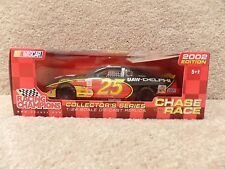 New 2002 Racing Champions 1:24 NASCAR Jerry Nadeau Uaw-Delphi Chevy Monte Carlo