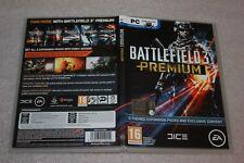 Battlefield 3 Premium PC BOX
