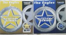 2 CDG LEGENDS KARAOKE DISCS EAGLES GREATEST HITS 1970'S OLDIES ROCK CD+G MUSIC