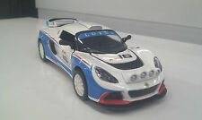 2012 LOTUS Exige R-GT  kinsmart Toy model 1/32 scale diecast present gift