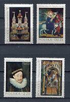 35877) Poland 1974 MNH Masterpieces Of Polish Art 4v. Scot