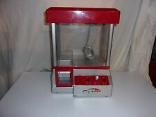 New listing Etna Products The Claw Crane Electronic Arcade Machine.