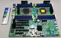 Intel S2600CW2 Dual Xeon E5 LGA 2011-3 v3 eATX Server Board PCIe x16 SATA LAN