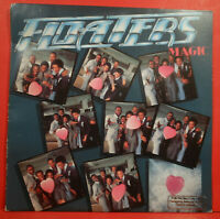THE FLOATERS MAGIC VINYL LP 1976 PROMO DISCO FUNK GREAT CONDITION! VG+/VG!!