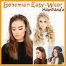 Bohemian Easy-Wear Hairbands- Elastic Twist Braided Hair Headband Wig Fishtail