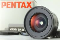 【 As-is w/ BOX 】 SMC Pentax FA 20mm f/2.8 Wide Angle Lens KAF Mount from JAPAN