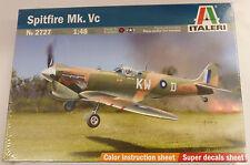 Italeri 1/48 Spitfire Mk Vc Model Kit 2727