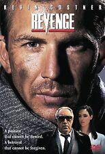REVENGE FULL SCREEN DVD MOVIE KEVIN COSTNER ANTHONY QUINN MADELEINE STOWE