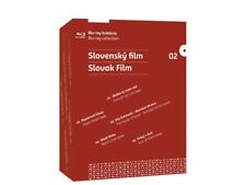 Slovak Slovensky Film 02 - Blu-ray Collection 5 film box set English + subtitles