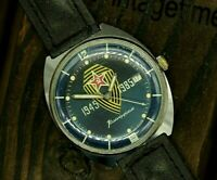 Jubilee Edition Military Soviet men's watch VOSTOK Komandirskie Zakaz MO USSR