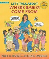 Let's Talk About Where Babies Come from: A Book About Eggs, Sperm, Birth,...