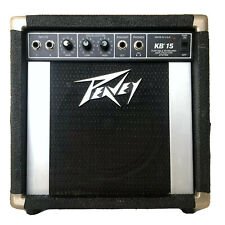 Peavey Amp KB 15 Portable Keyboard Amplifier Or Guitar Amp Made in USA