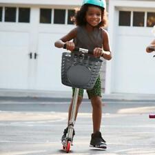 Kinder Fahrradkorb Dreirad Roller Lenker Aufbewahrung Fahrradzubehör J1E7