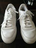 REEBOK CLASSIC LEATHER MEN'S TRAINERS UK SIZE: 8.5