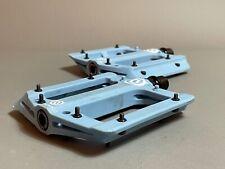 Deity - Compound flat pedals - baby blue